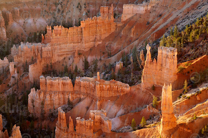 bryce scanyon sunrise 