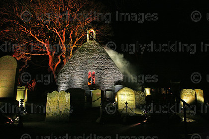 Auld Haunted Kirk 